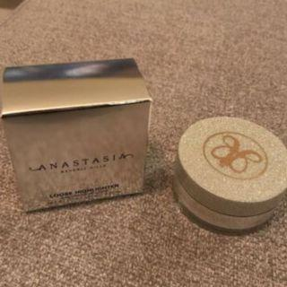 Anastasia Beverly Hills Loose Metallic Powder Highlighter SHADE: Snowflake [NEW & AUTHENTIC] NO SWAPS, PRICE IS FIRM