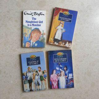 School Stories by Enid Blyton