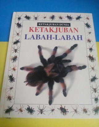 Buku Ketakjuban Labah-Labah