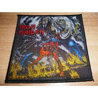 Iron Maiden (patch)
