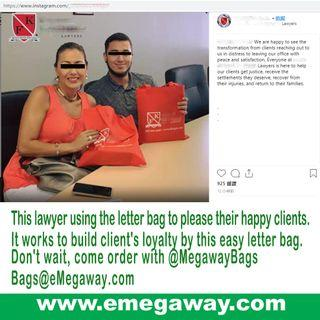 #Lawyer #Attorney #Legal #Owners #Merchandise #Letter #Bag #Marketing #Logo #Brand #Gift #Souvenir #Social #Media #Goods #Event #Grocery #Store #Eco #Non-Woven #Woven #Recycle #Shopping #Bag #Carrier #Bags #Megaway #eMegaway @MegawayBags #MegawayBags