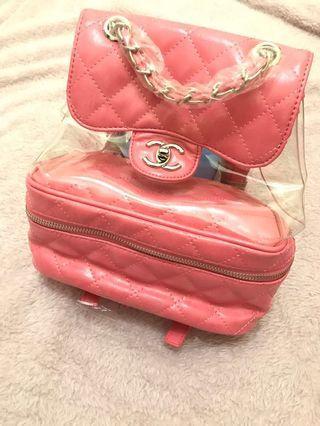 Chanel Vanity Backpack