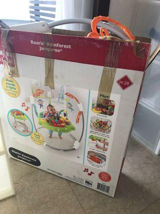 🚚 Fisher-price Baby Bouncer