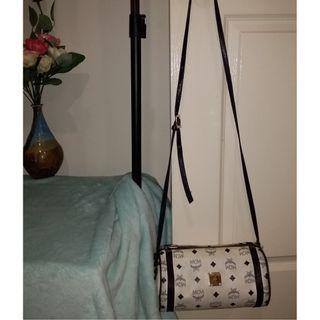 Pre owned authentic  MCM crossbody