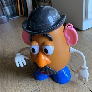 玩具總動員。蛋頭先生