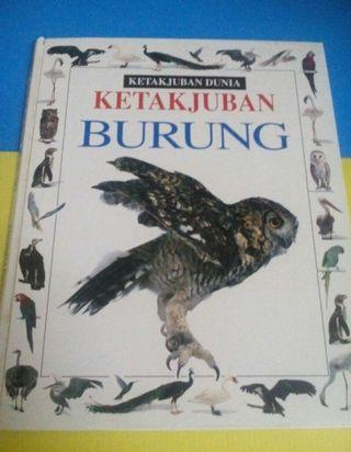 Buku Ketakjuban Burung