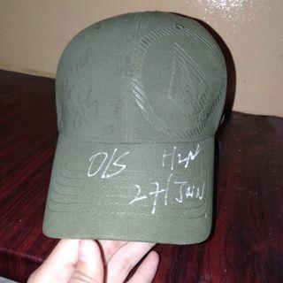 Moss Green Baseball Cap