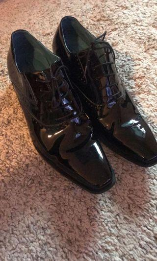 男裝禮服鞋 size40 (偏大)