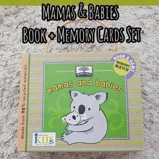 Mamas & Babies Book Game Set - Great Gift
