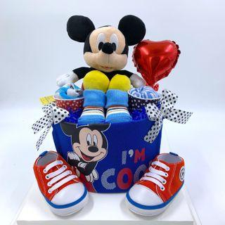 Ready stock! Mickey Mouse Diapers cake