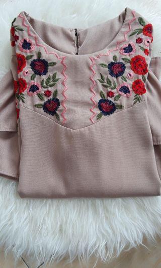 Flower Tunik