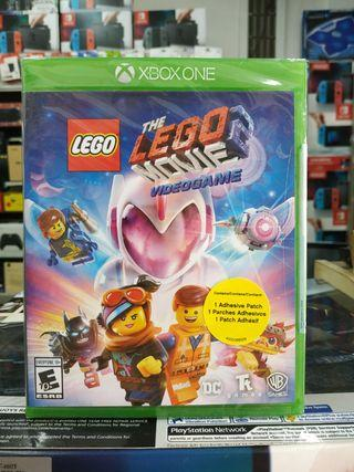 🆕 Xbox One The Lego Movie 2 Video Game