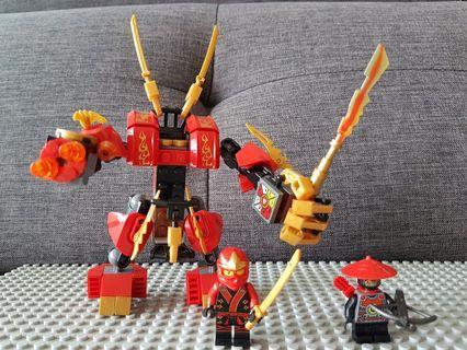 Lego Ninjago 70500