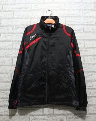Jaket Tracktop Training Original Asics not Nike Adidas Fila