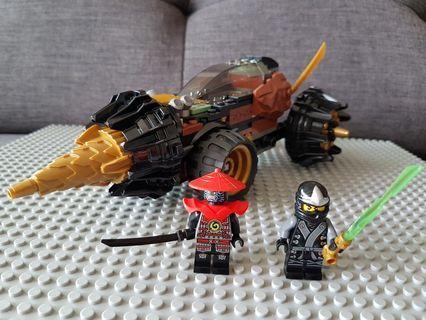 Lego Ninjago 70502