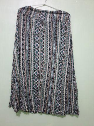 Rok tribal rok motif rok panjang