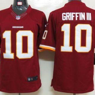 (Defect) NFL Washington Redskins Robert Griffin III Jersey