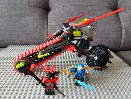 Lego Ninjago 70501