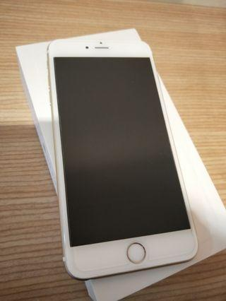 I Phone6 plus 金色 64g