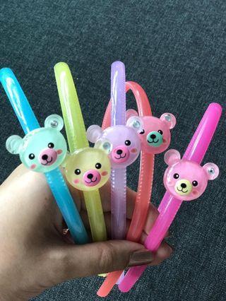 🚚 Children Rabbit and Bear Hairband