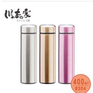 🚚 【川本之家】真空保溫小文青杯(400ml)
