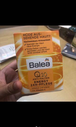🚚 Balea Q10 抗皺能量面霜24H