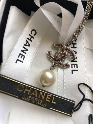 Chanel 珍珠項鍊 長鍊短鍊 真品正品