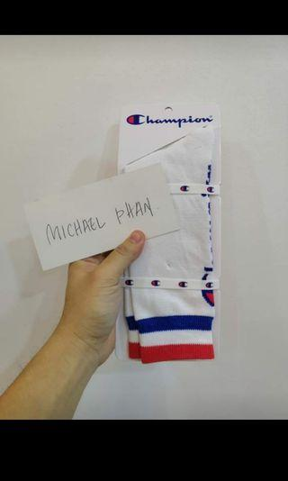 Original Champion Socks