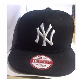 new era 9fifty ny snapback cap 帽