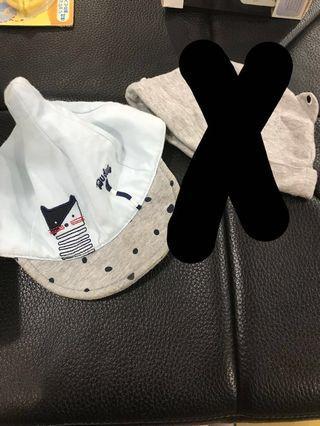 🚚 兩頂男童帽子 一頂150 兩頂250