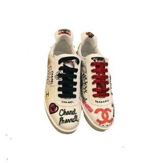 **Chanel Pharrell** HOT 2019 Sneakers Size 42