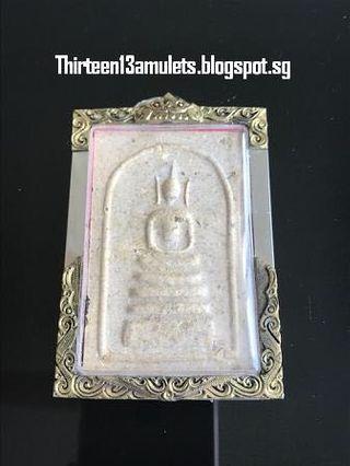 🚚 Thai Amulets ( Lp Chamnan - Somdej )