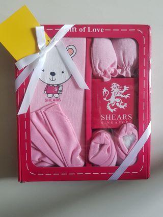 Shears 4Pcs Baby Gift Set