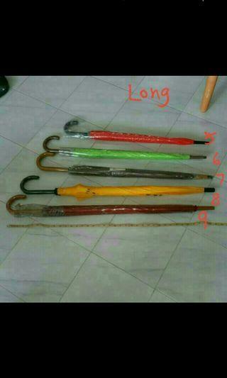 #ENDGAMEyourEXCESS umbrellas long very long