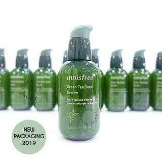 Innisfree Green Tea Seed Serum NEW PACKAGING