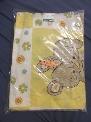 🚚 兔子單人床床包(無枕頭套)
