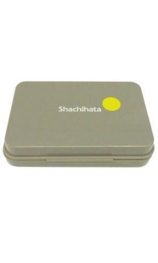 新貨預售 Shachihata 寫吉達 速乾印台 特別色 粉紅色 啡 黃 粉藍 (全色買9折)