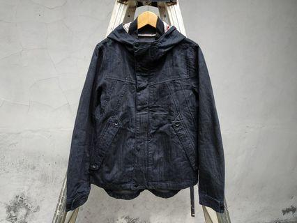 Jaket denim Klein Plus Homme Japan