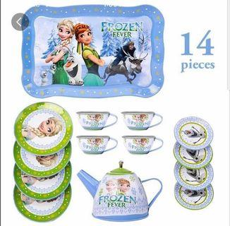Frozen Girl Afternoon Tea Party Cooking Toy Play Set