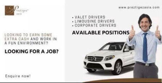 Earn up to $700/week as a personal driver!