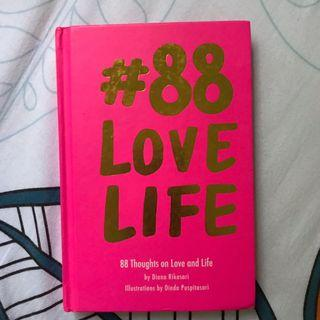 #88 Love Life by Diana Rikasari (Volume 1)