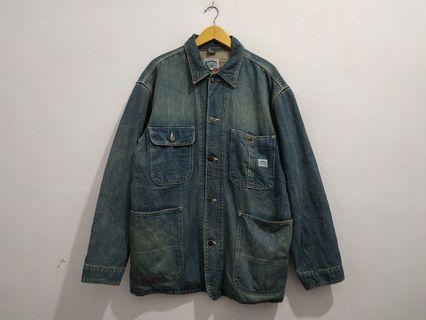 Jaket denim Big John