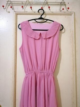 Pink Dress #mudikhemat