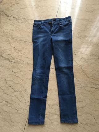 MOSIMMO DUTTI skinny fit jeans US2