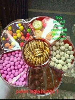 Paket coklat L'egie bunga