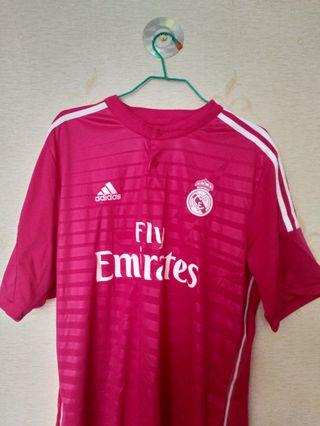 Adidas 皇馬 Away Jersey Pink