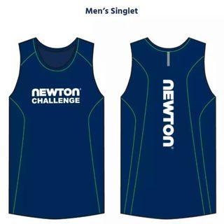 Newton Challenge 2017 Singlet - #EndgameYourExcess