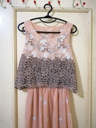 Leopard Dress #mudikhemat