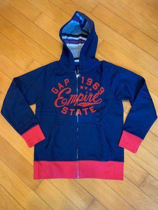 Gap kids hooded jacket 小童有帽外套