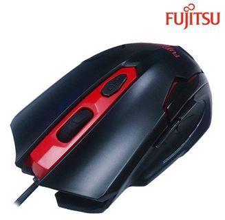 🔆保固三個月🔆FUJITSU富士通USB有線遊戲滑鼠(WH-803)